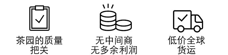 中国茶叶购买优势