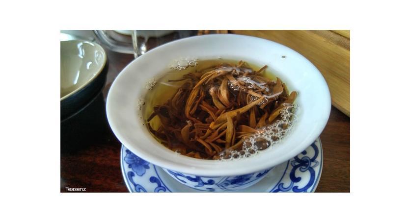 Appreciating Yunnan Dian Hong Black Tea