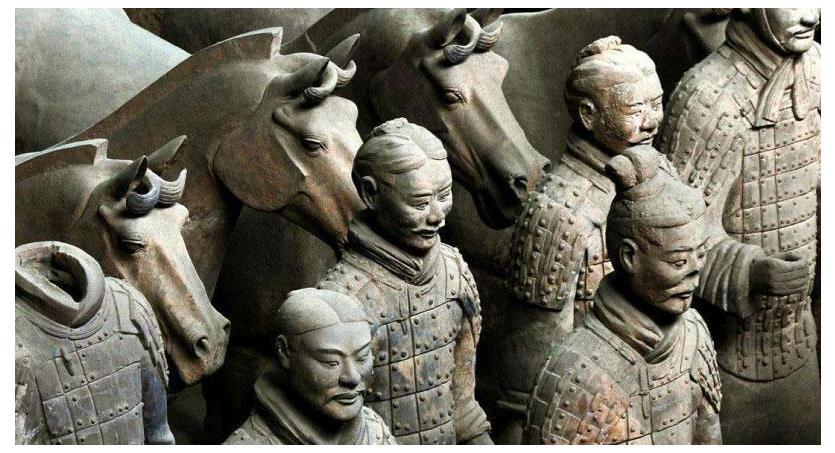 Firing Terracotta Army