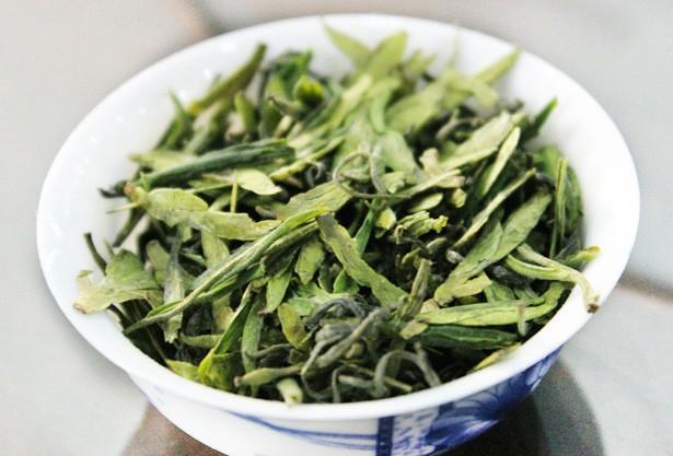 Yangzhou's Afternoon Tea Reveals China's Only Tea Blend Kui Long Zhu