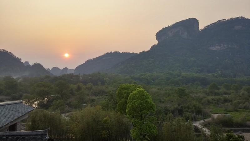 Wuyishan Tea Growing Region