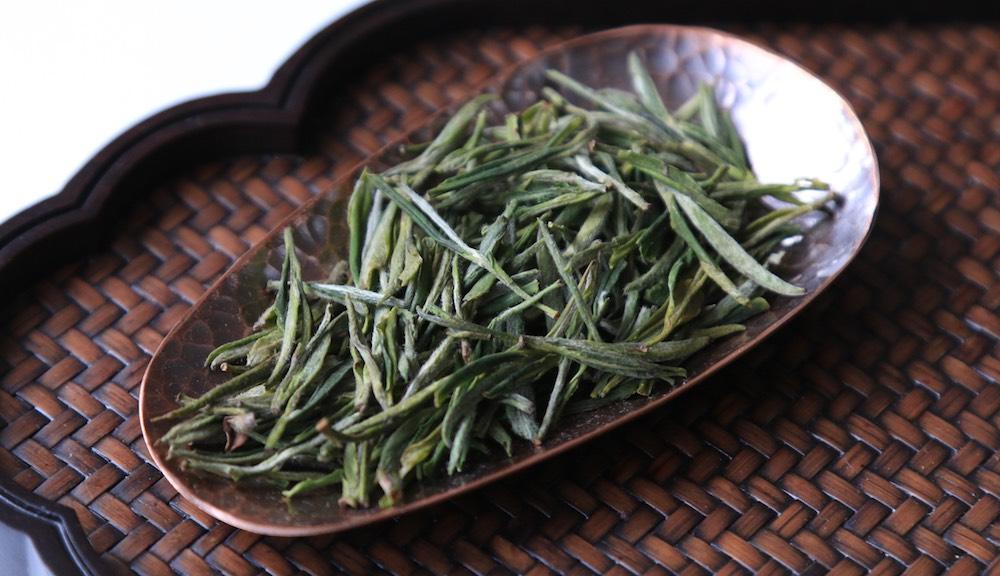 2018 huang shan mao feng green tea review