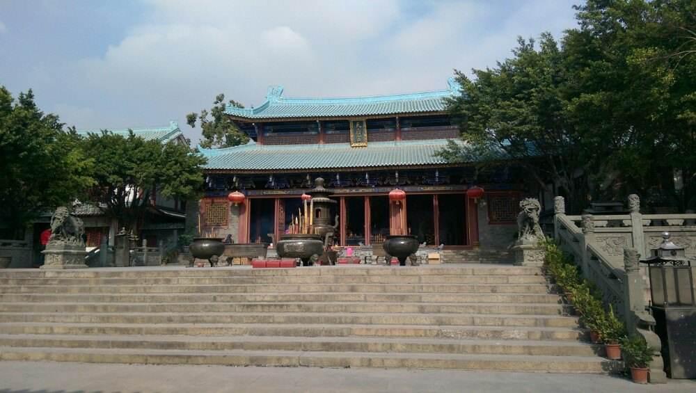 tian hou chiwan shenzhen queen of heaven temple