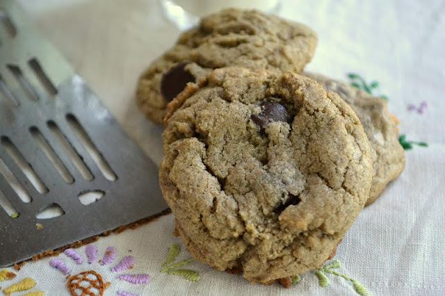 buckwheat chocolate cookies against diabetes