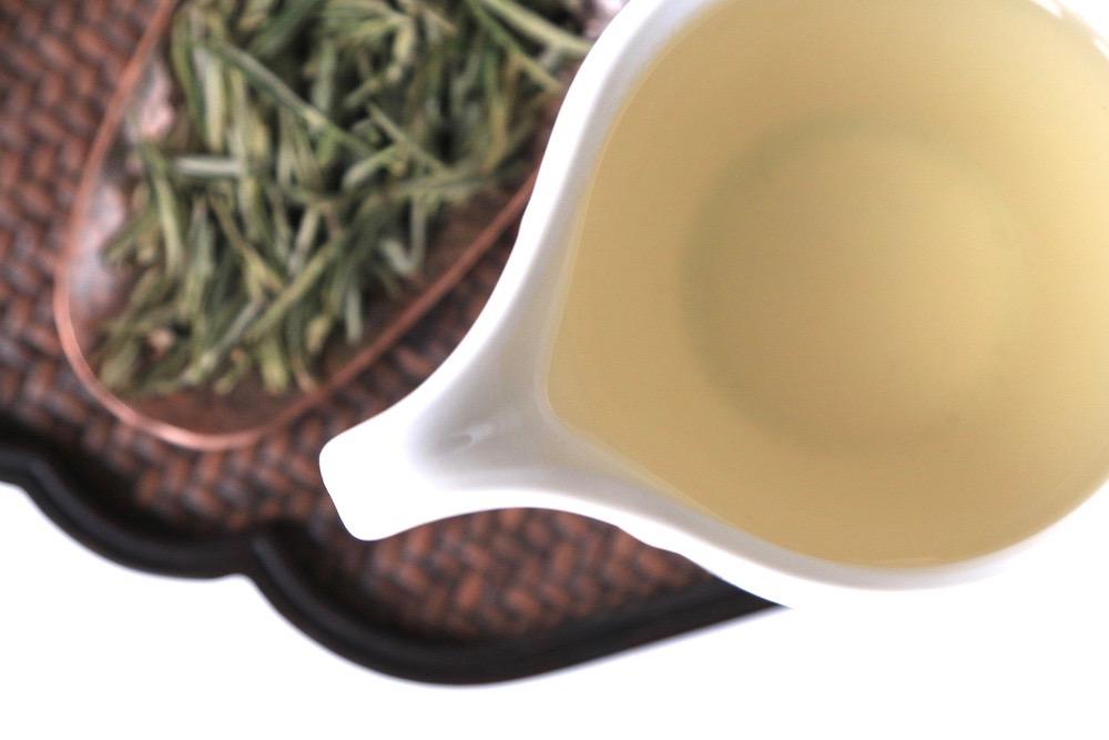 spring huang shan mao feng tea tasting notes