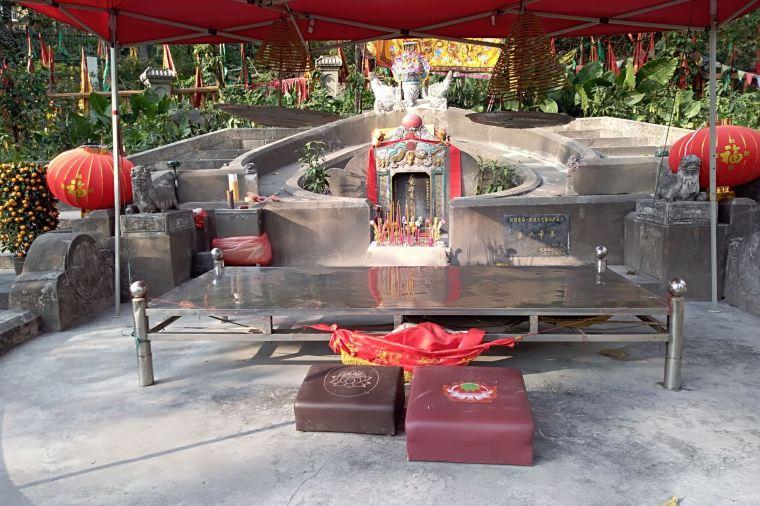 zhao bing mausoleum