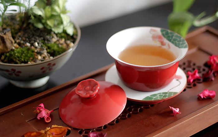 Chinese Wedding Tea Ceremony Cups