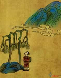 a xiang bi luo chun legend