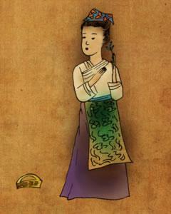 bi luo girl story bi luo chun