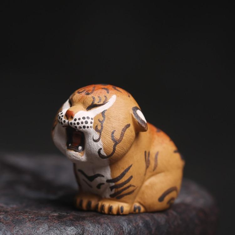 tiger tea pet meaning