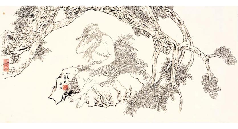 Shennong: Legenden om den gudomlige bonden som upptäckte te